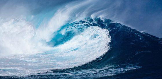 De golven van emoties